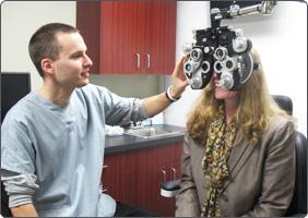 Vision Testing & Assessment in Boston